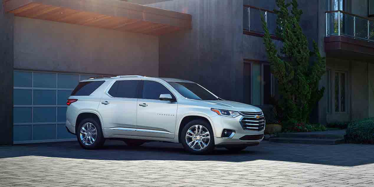 2013 Chevrolet Traverse – Review