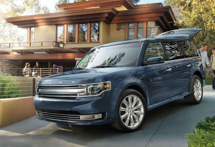 2013 Ford Flex – Review
