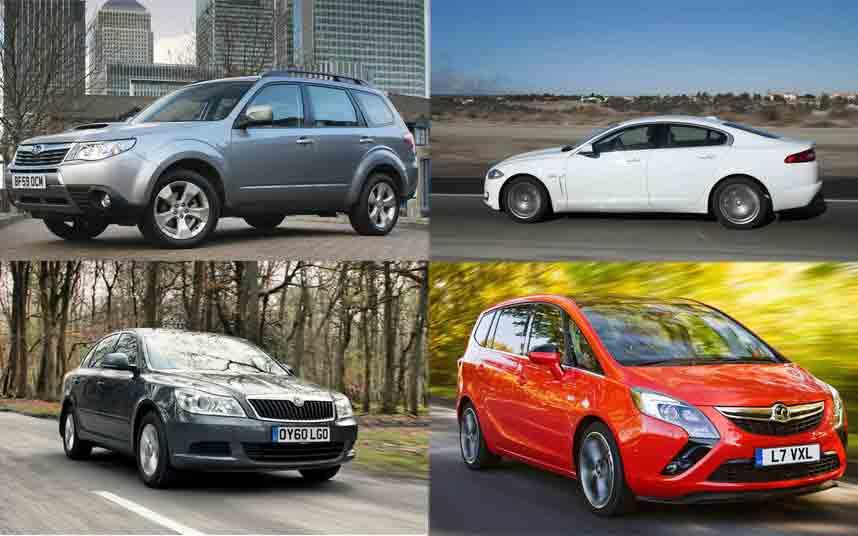 Best New Family Cars 2013