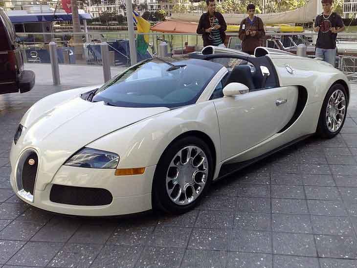 2013 Bugatti Veyron 16.4 Grand Sport Vitesse