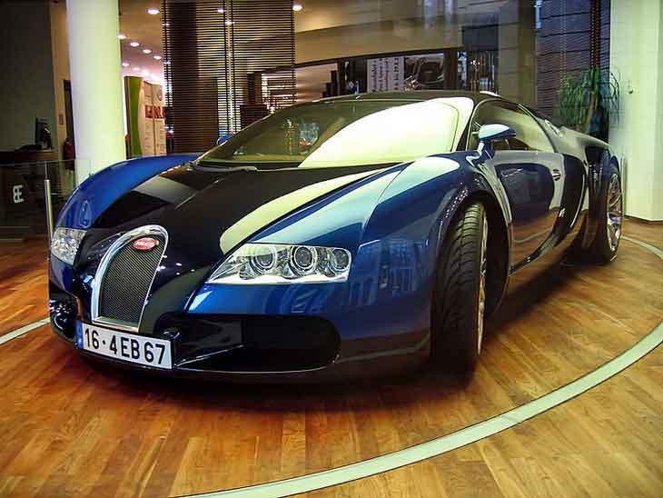 2013 Bugatti Veyron 16.4 Grand Sport Vitesse – Review