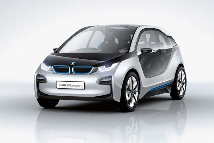 BMW i3 Megacity Vehicle