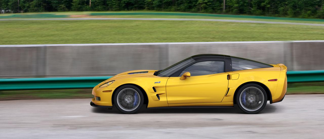 2013 Chevrolet Corvette ZR1 – Review