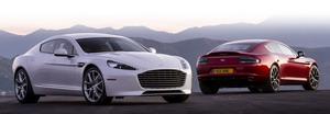 2014 Aston Martin Rapide S 300