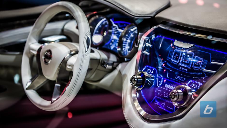 The Nissan Resonance Concept Car