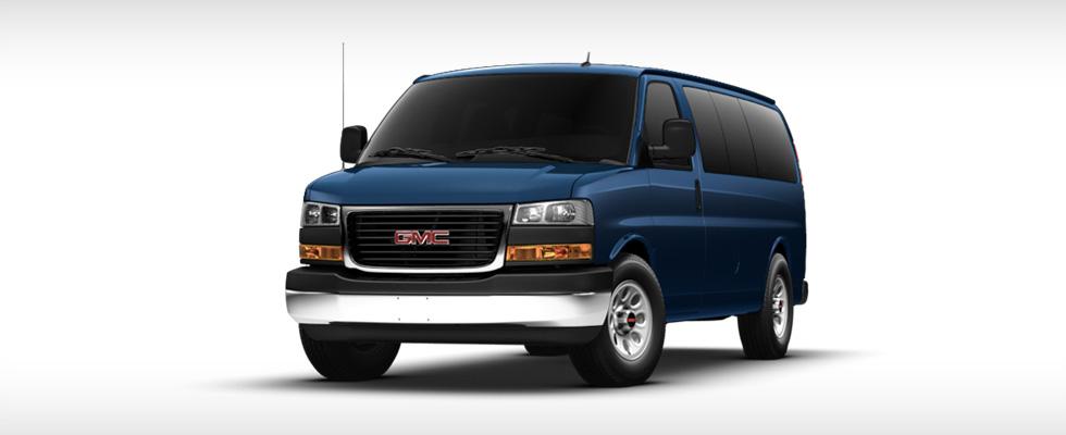 2013 GMC Savana Passenger Van Review
