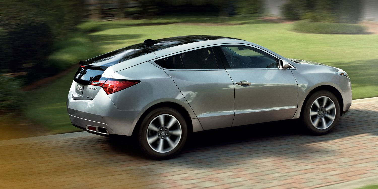 Pricing and availability the 2013 acura zdx