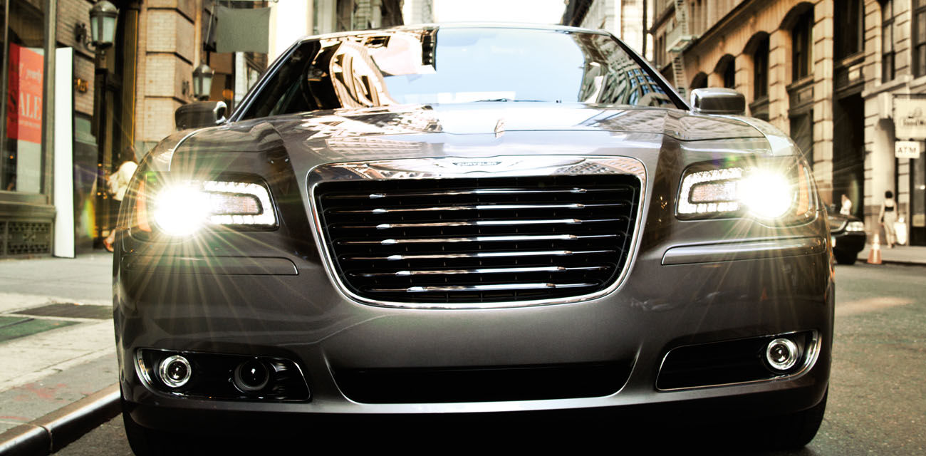 2013 Chrysler 300 – Review