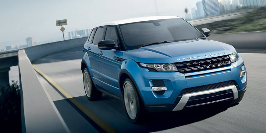 2013 Range Rover Evoque – Review