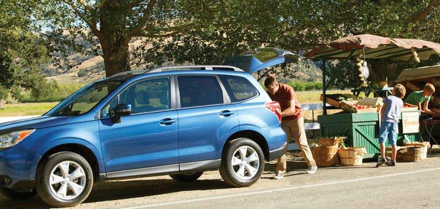 2014 Subaru Forester 2.5i Touring 11
