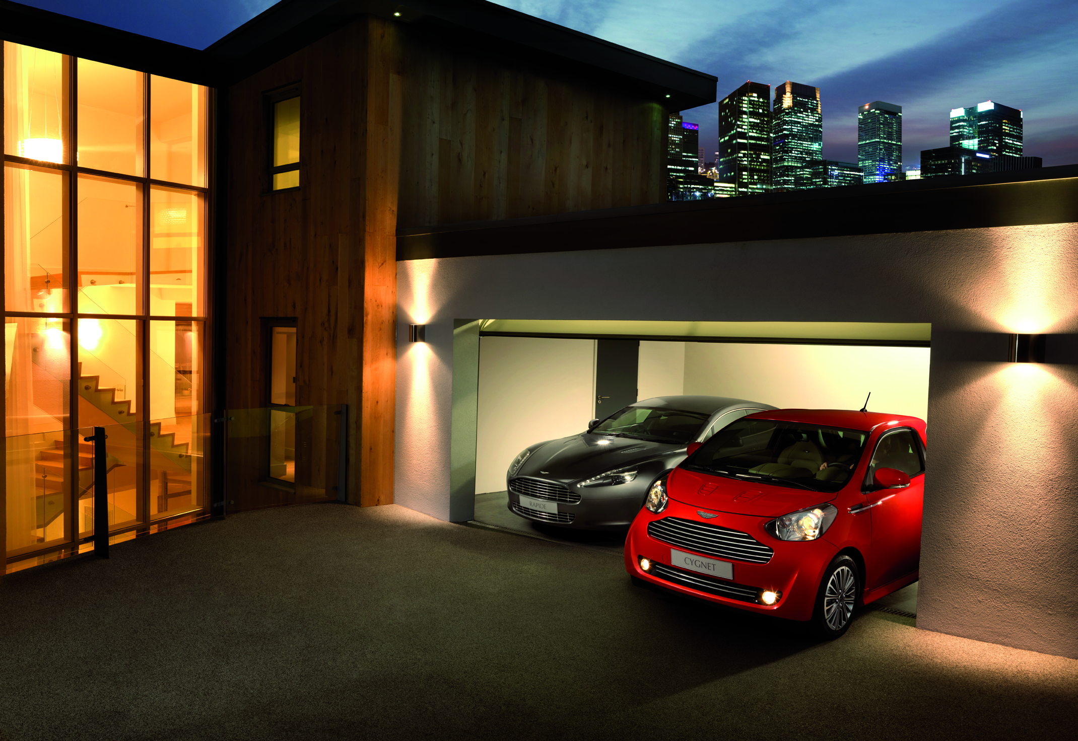 2013 Aston Martin Cygnet – Review