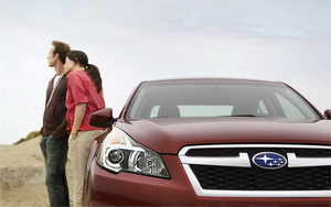 Subaru Legacy 300