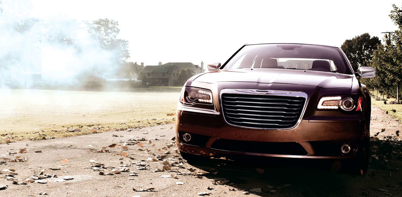 Chrysler 300: Under the bonnet
