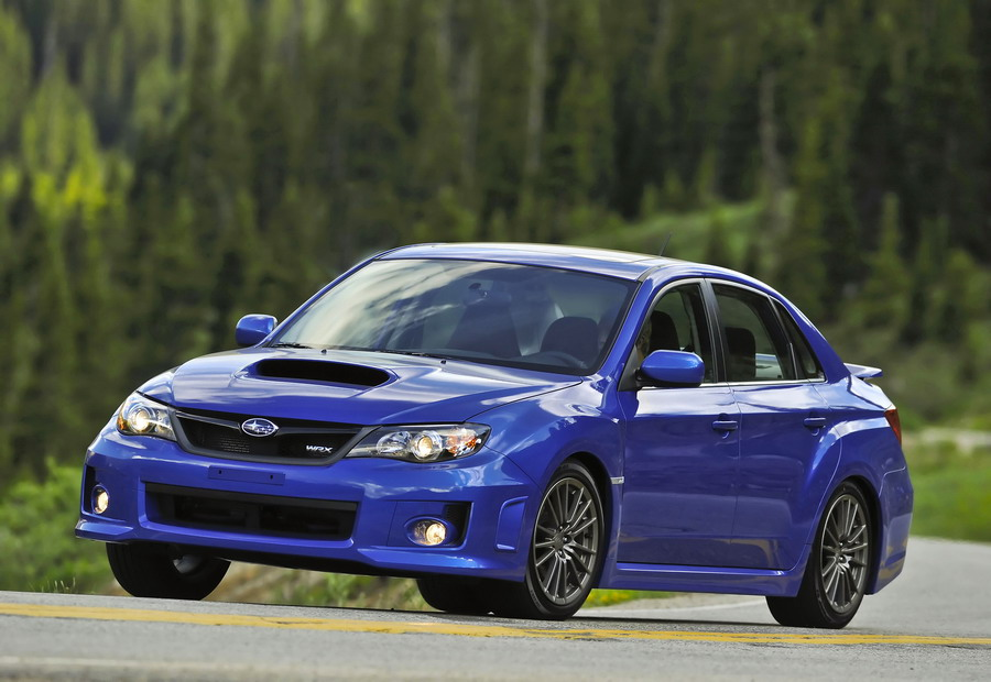 1000 units of 2015 Subaru WRX STI for the Customers in North America