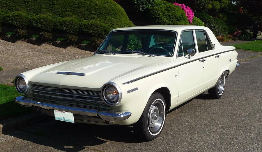1968 Dodge Hurst Hemi Dart