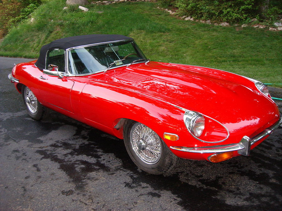 1964 Jaguar E-Type Series 2