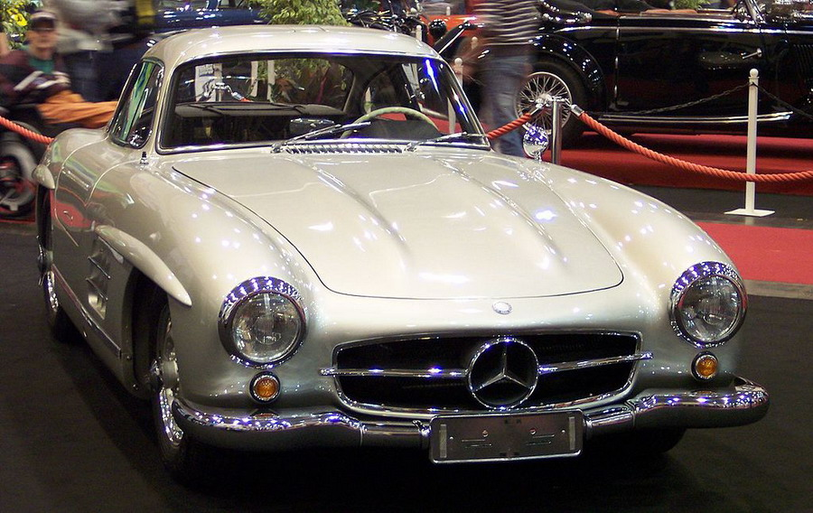 1955 Mercedes Benz-300SL