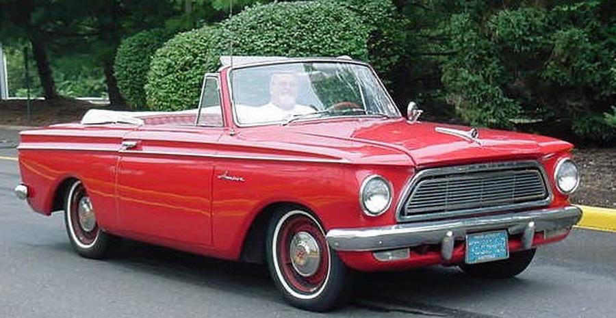 1958 American Rambler