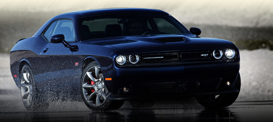 Expect Packed Performance with Dodge Challenger SRT