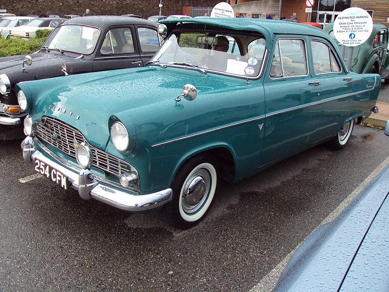 Zephyr Ford Motor Company