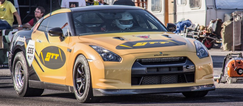 Gosha Turbo Tech's GT-R Wins Europe's Fastest Title