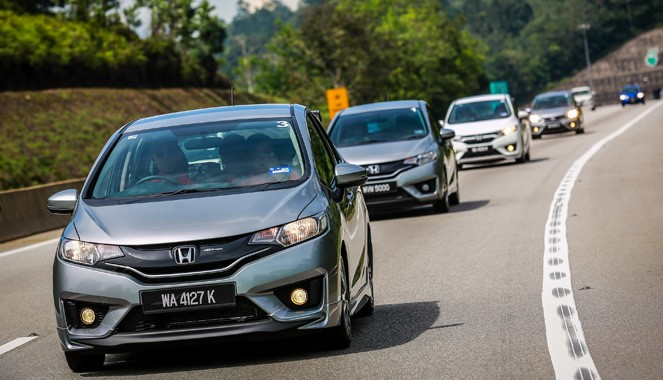 2014 Honda Jazz Test Drive – The Best B-Segment Hatch?