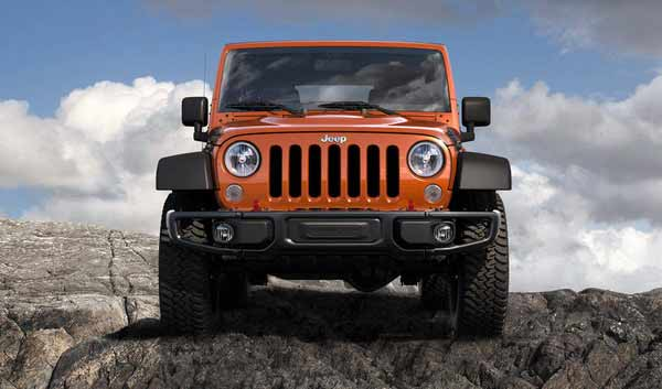 About the Jeep Wrangler Rubicon