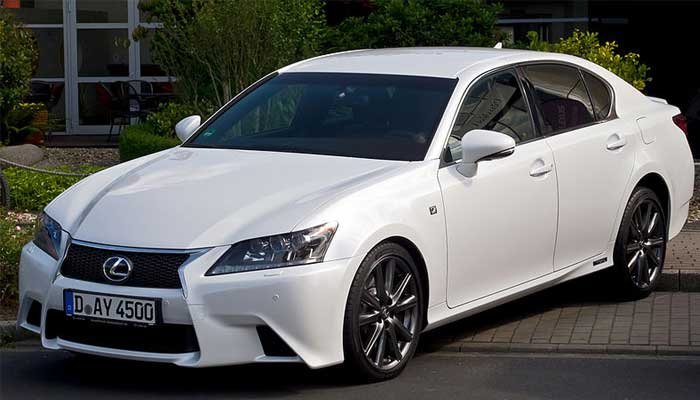 Executive Motoring – Here's Why You Should Buy The Lexus GS Saloon