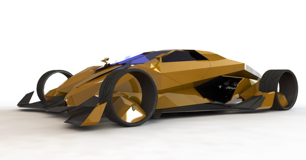 2050 Lamborghini Toro Exotic Supercar Autos Voice