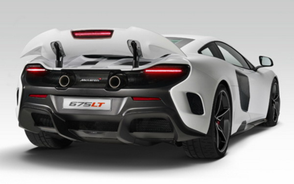 McLaren 675LT-2