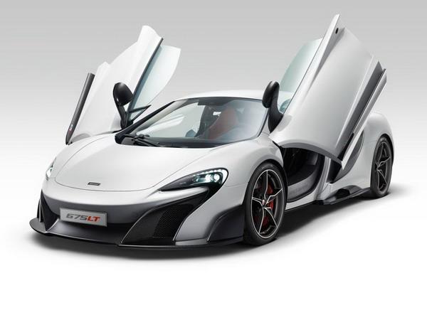 New McLaren 675LT