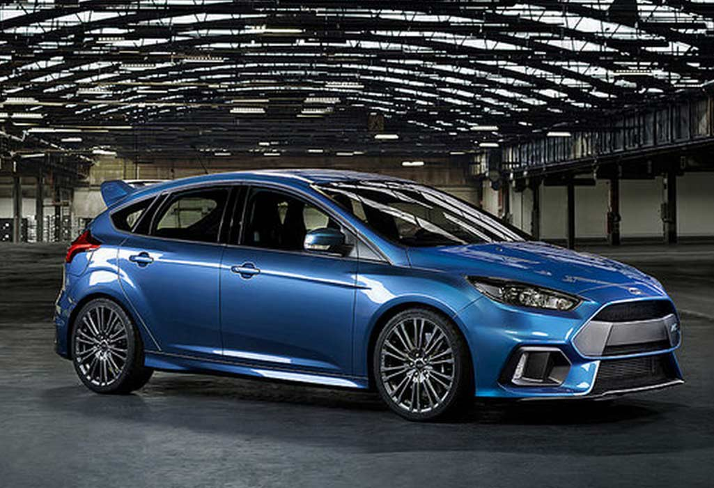 5 Reasons Why You Need To Get The New Ford Focus RS