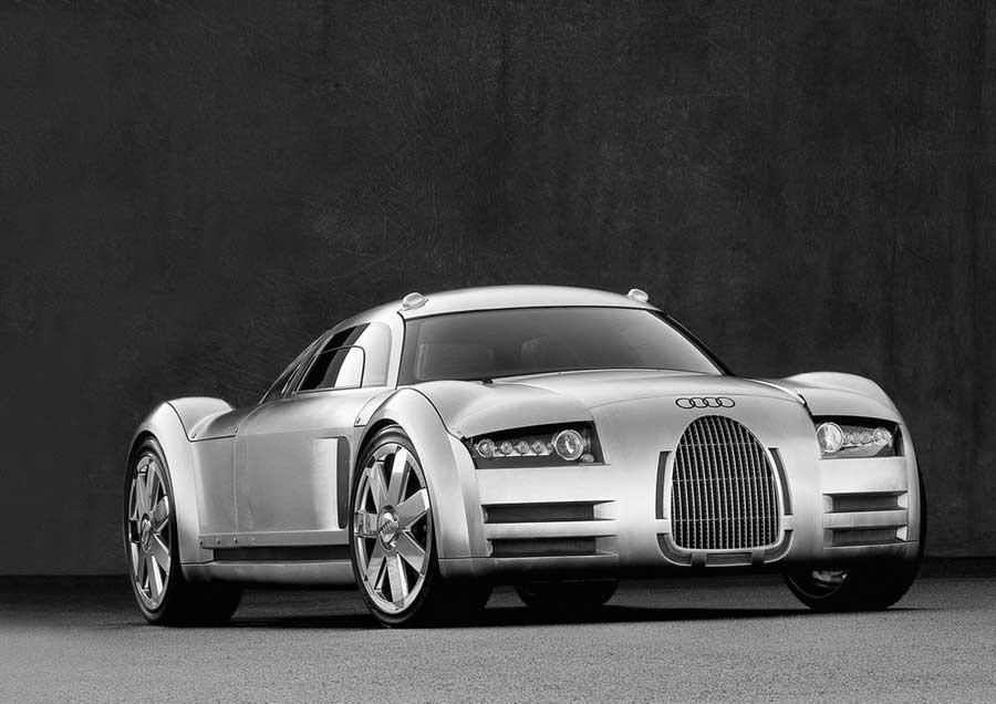 2000 Audi Venture Rosemeyer