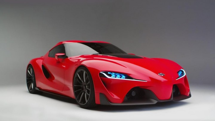 2018 Toyota Sports Car FT-1