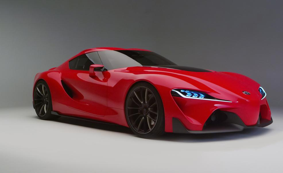 2018 Toyota Sports Car Ft 1 Autos Voice
