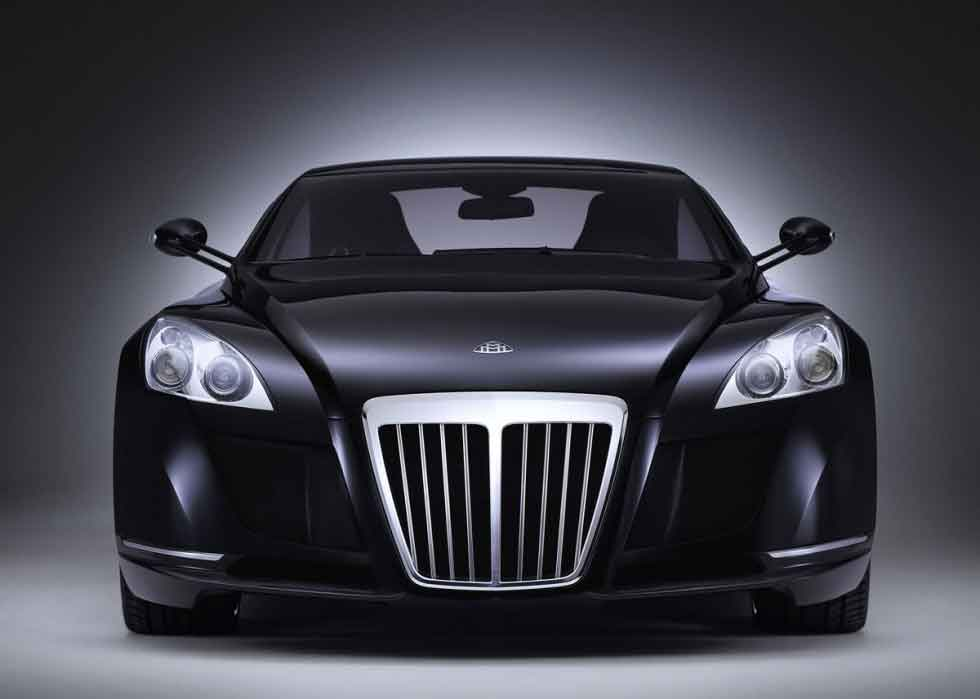 Maybach Exelero – Top Most Expensive