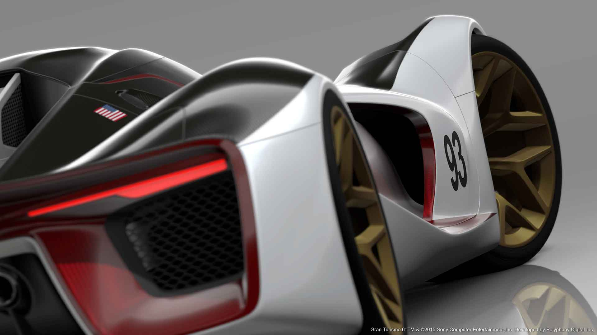 SRT Tomahawk Supercar for Gran Turismo 6