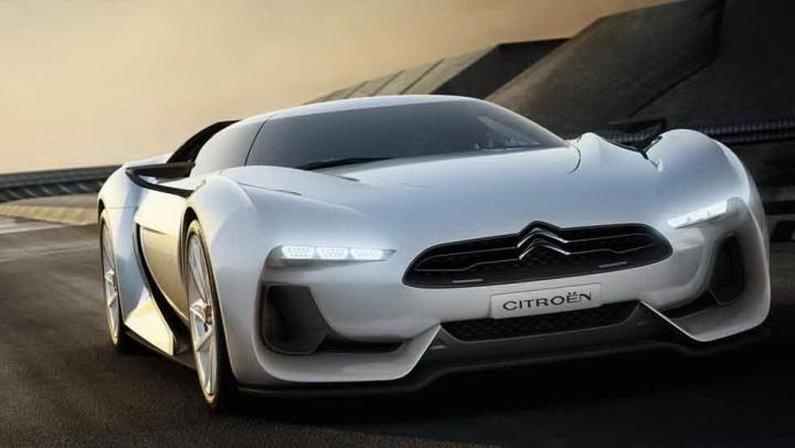 GT by Citroen – Supercar