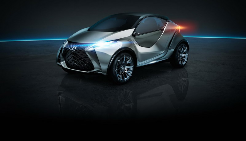 Lexus LF-SA Future Car