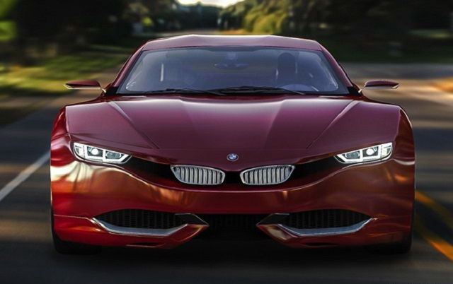 2016 BMW M9 – Sports Car