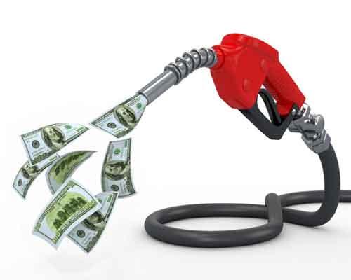 Saving Money on Gas