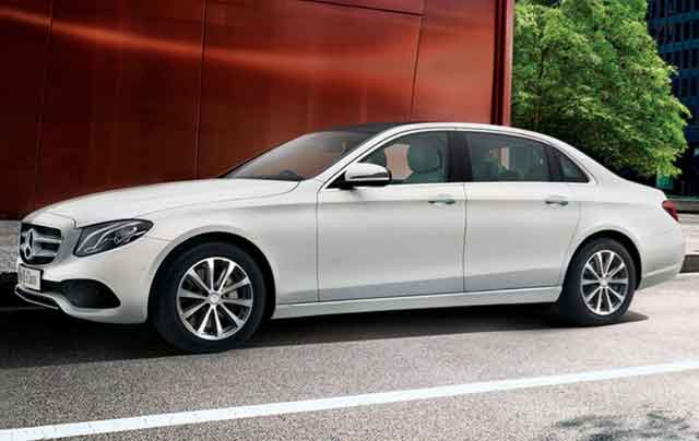Mercedes E-Class Review