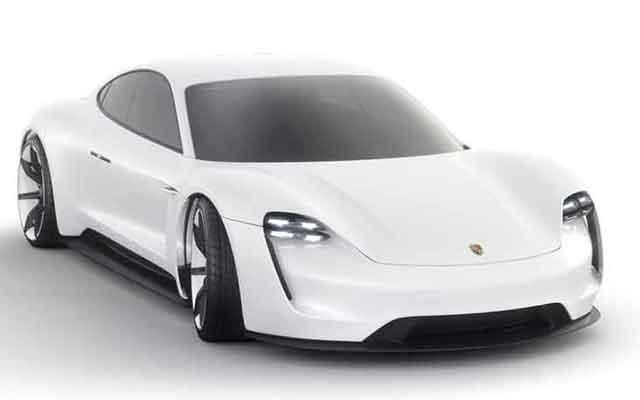 The Modern Face of Porsche – Where 'Green' is a Go