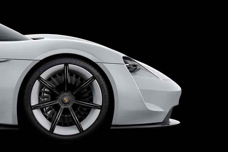Porsche Side look