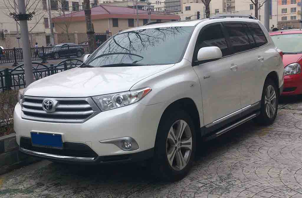 2013 Toyota Highlander – Your Sturdy new Ride