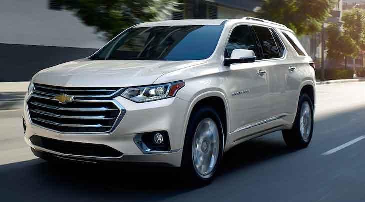 Chevrolet Traverse – 2013 Chevrolet Traverse Review