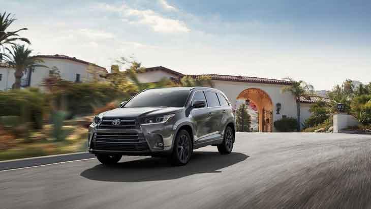 Toyota Highlander – 2013 Toyota Highlander :Your Sturdy new Ride