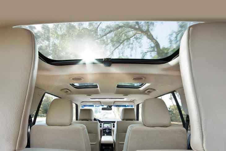 2013 Ford Flex Interior