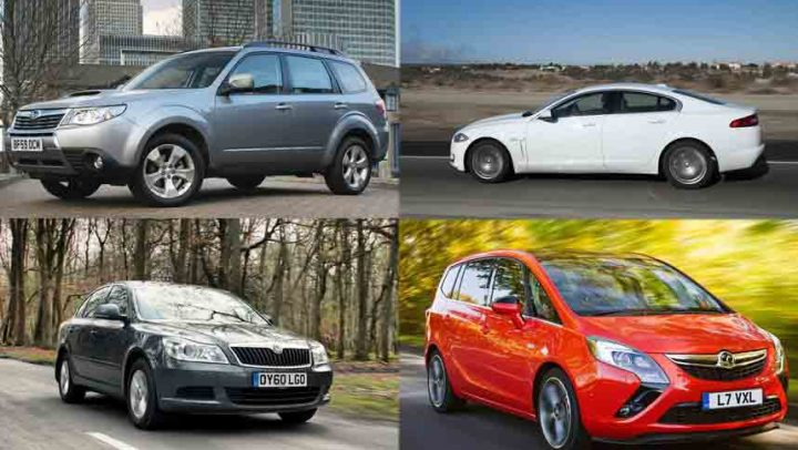 Best New Family Cars 2013