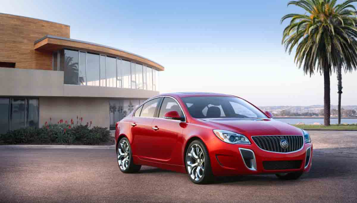 The Beginning of a New Era for Buick Design
